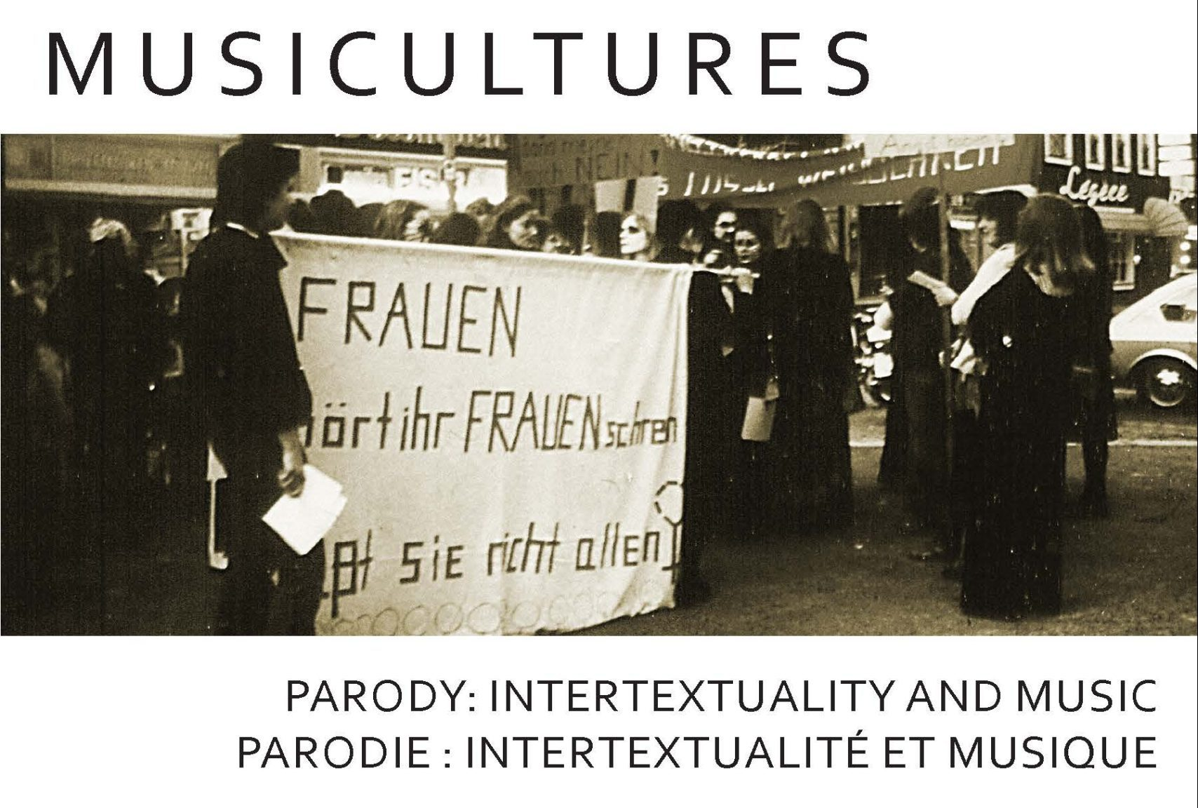 Cover of MUSICultures 47